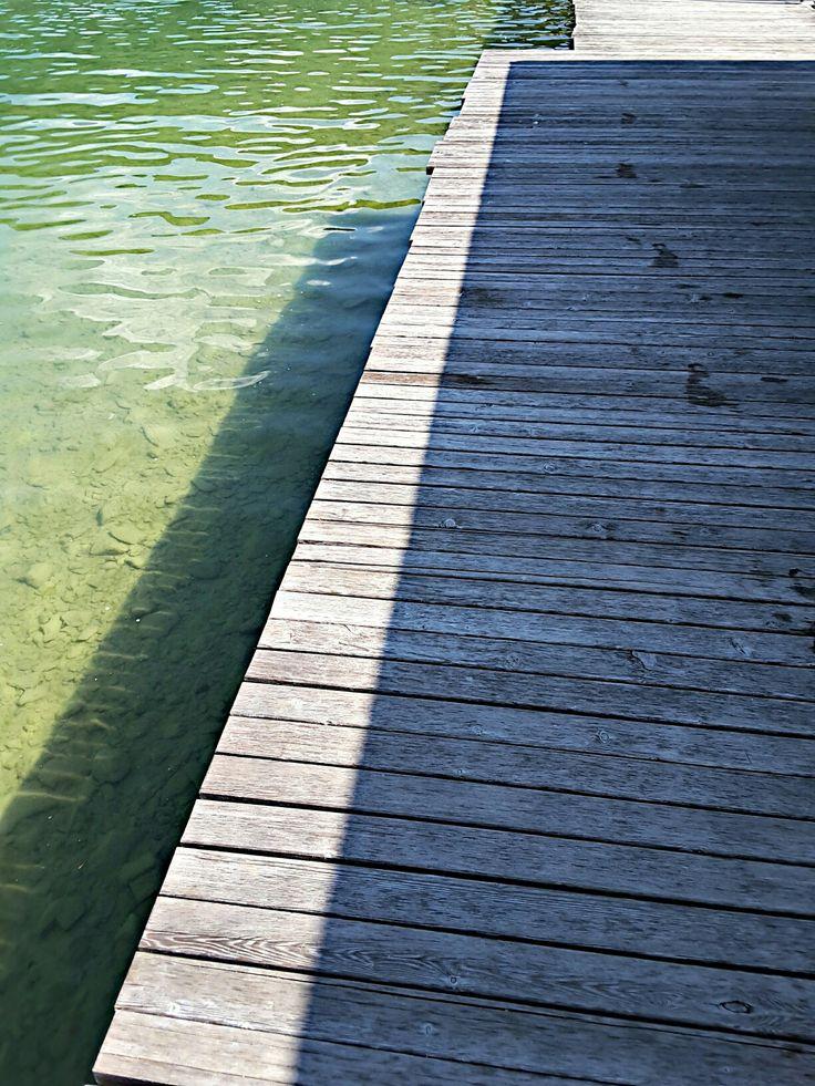 Sul lago....