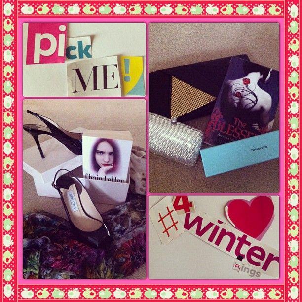 Retail therapy; the perfect date!!! #4WinterFlings - Kookla123 (instagram)