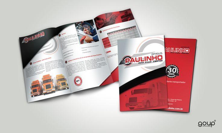 Folder Pneus Paulinho