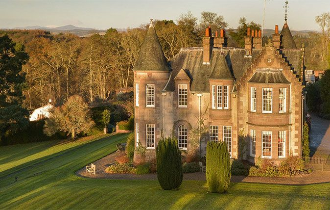 We take a look at the finest country houses, castles and estates for sale in Scotland.