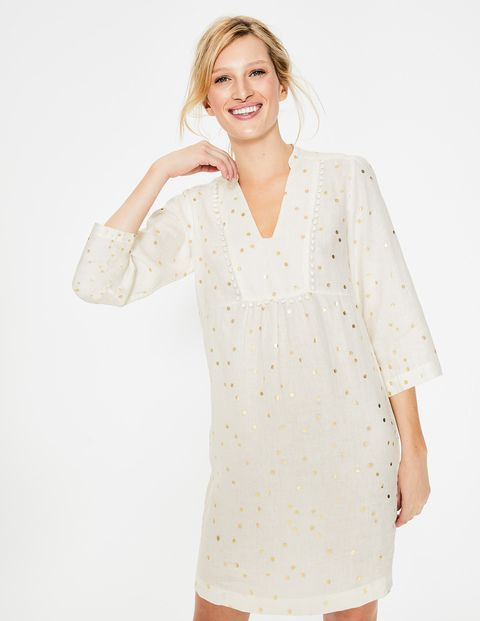 74217c5d313 Evangeline Linen Tunic W0294 Day Dresses at Boden | Me Likey in 2019 ...