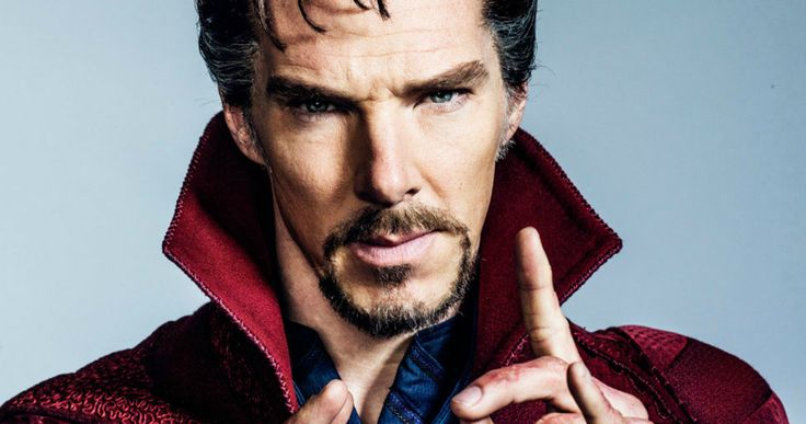 'Doctor Strange' Photo Has Cumberbatch Striking an Iconic Pose -- A new photo has arrived from Marvel's 'Doctor Strange', which just wrapped production in New York City. -- http://movieweb.com/doctor-strange-movie-photo-benedict-cumberbatch/