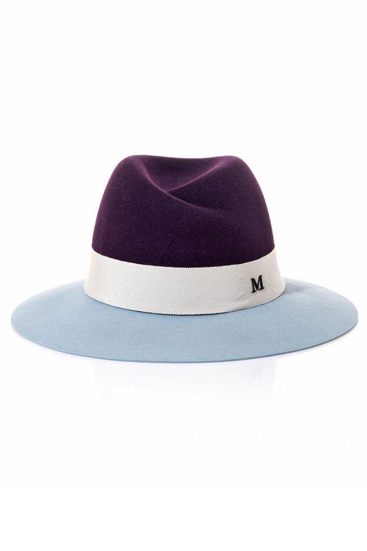 Maison Michel hat, $786, matchesfashion.com.