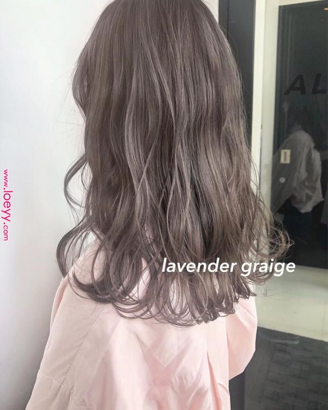 キーワードは 透明感 透け色ヘアカラー でナチュラルおしゃれヘア