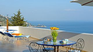 Stunning View House Near Positano, Few Minutes From The Beach
