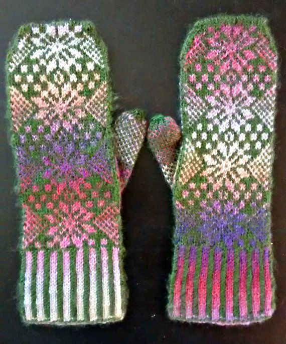 1398 best mittens images on Pinterest | Socks, Gloves and Handmade
