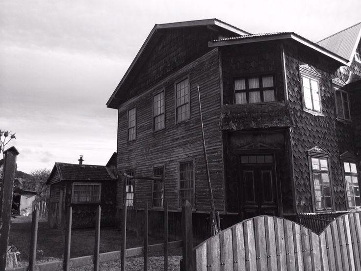 Arquitectura de Achao, Chiloe-Chile