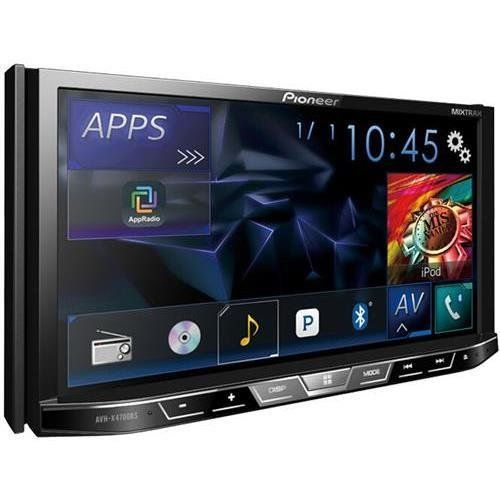 Special Offers - Pioneer AVH-X4700BS 7 Double-DIN DVD Receiver with Motorized Display Bluetooth Siri Eyes Free MIXTRAX SiriusXM Ready Android Music Support & Pandora Internet Radio - In stock & Free Shipping. You can save more money! Check It (April 19 2016 at 01:47PM) >> http://caraudiosysusa.net/pioneer-avh-x4700bs-7-double-din-dvd-receiver-with-motorized-display-bluetooth-siri-eyes-free-mixtrax-siriusxm-ready-android-music-support-pandora-internet-radio/