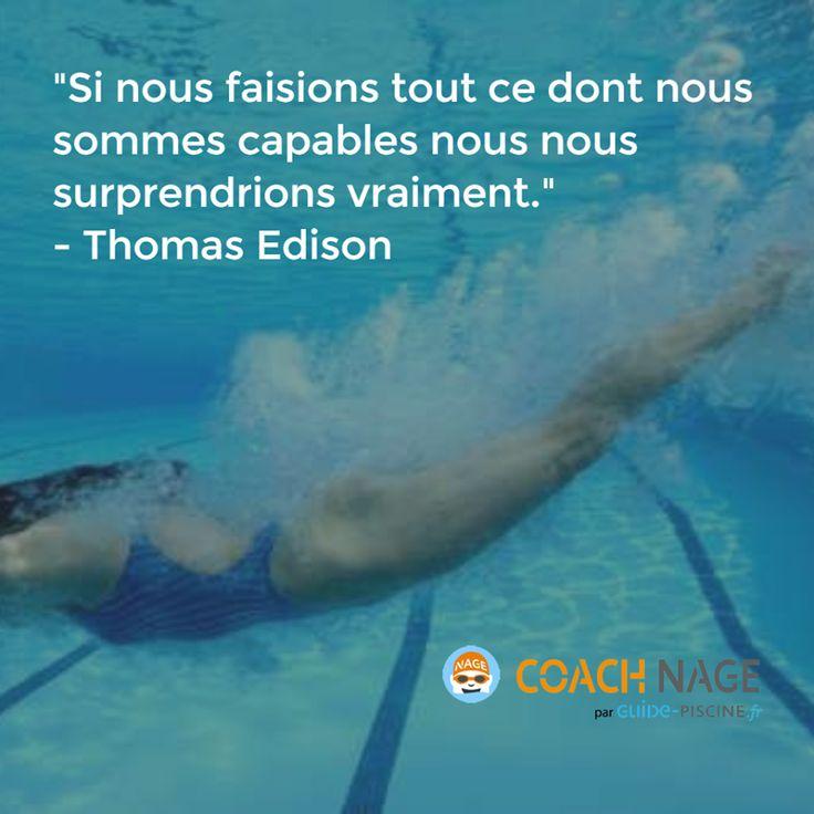 Citation natation pour les nageurs ! http://www.coach-nage.fr