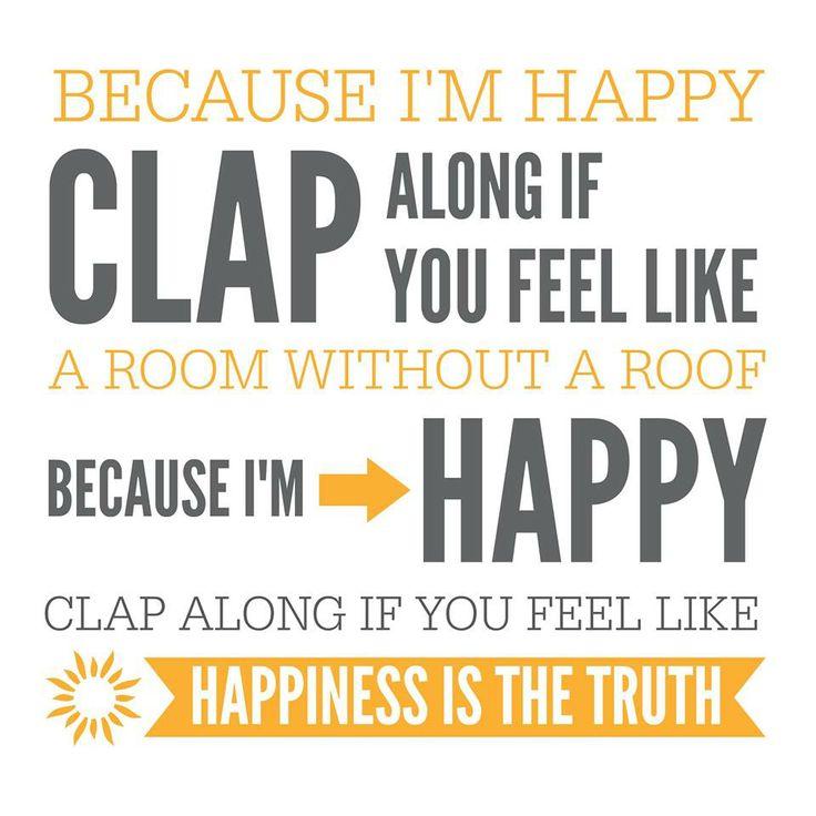 16 best clap alon images on Pinterest | I am happy, Im ...