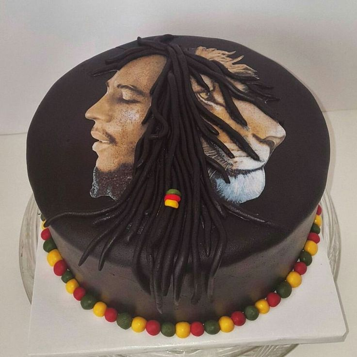 Cake By Design Aberdeen : 25+ melhores ideias de Bolos bob marley no Pinterest