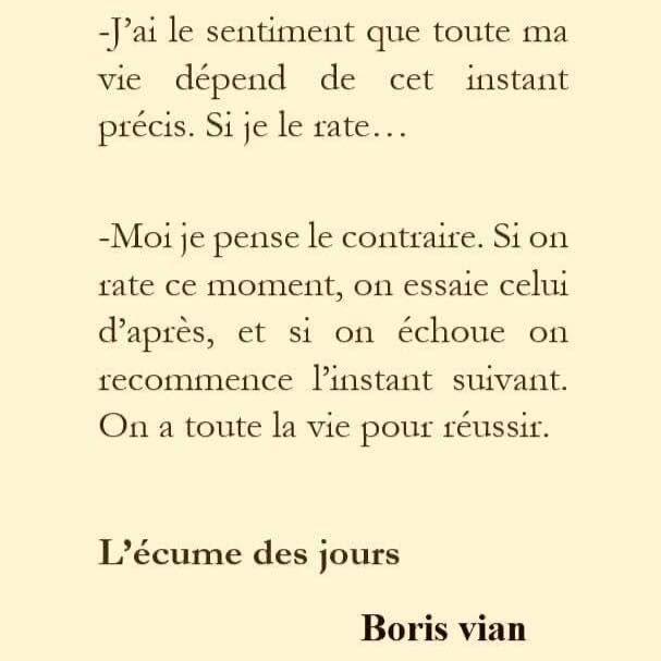 Boris Vian, L'écume des jours