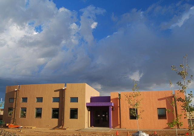The Art Therapy building....(Landscaping this south side this spring...we are excited....): Art Therapy, Santa Fe Nm, South Side, Kreger Design, College Santa, Therapy Building Landscaping, Spring, Southwestern College
