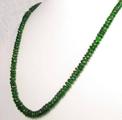 131 best chrome diopside or diopside gemstones jewelry x images 133ct natural green chrome diopside faceted strand 9798 aloadofball Images