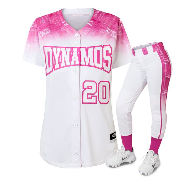 Inspired by the 2015 Little League World Series Jersey, this fully sublimated jersey can be customized specifically to your team colors, logos, and words.  Paired with Forza's Custom Elite Softball Pant to create an incredible unique look.   Made from the highest quality U.S. Made Materials for increased durability.