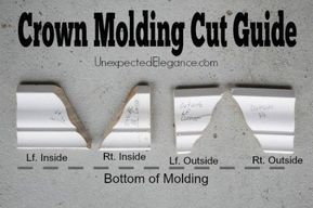 Tips for Hanging Crown Molding from a NON-Pro-1-9