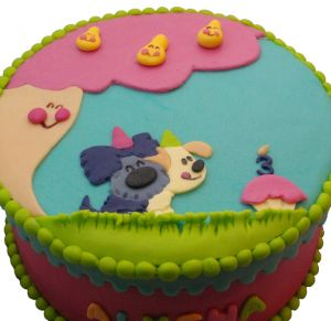how to woezel en pip fondant - Google Search