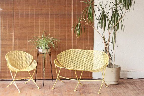 1000 Images About Vintage Mid Century Patio Furniture On