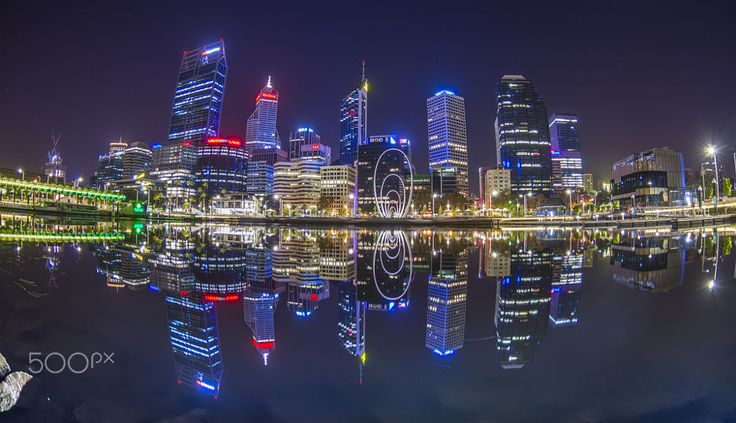 Elizabeth Quay by Ben Harvey on 500px