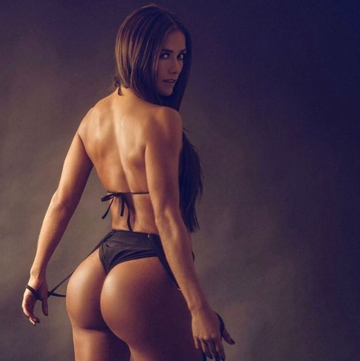 female fitness models glutes nude