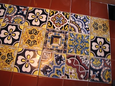 Decorative Spanish Tiles Some Day I Will Build It