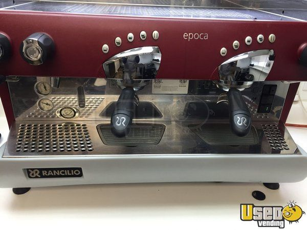 New Listing: https://www.usedvending.com/i/Commercial-Rancilio-Epoca-Espresso-Machine-for-Sale-in-Oregon-/OR-O-784S Commercial Rancilio Epoca Espresso Machine for Sale in Oregon!!!