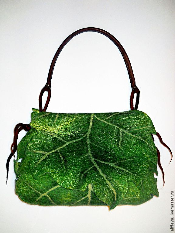 Glam leaves bag  ¤ Be Beautiful CS ✿