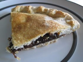Valerie's Favorite Recipes: Did You Say Prune Pie?