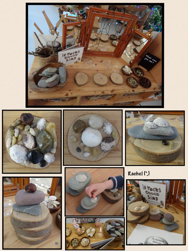 Rock Provocation (from Stimulating Learning With Rachel)