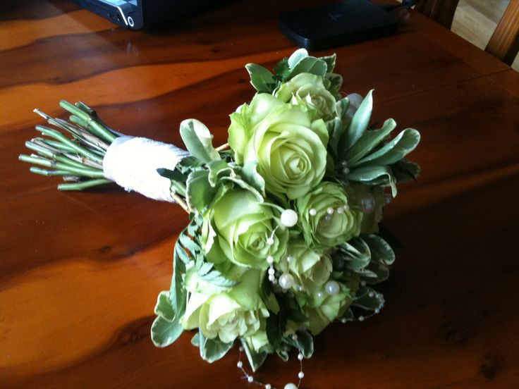 Bridal bouquet by Knot Paper Flowers