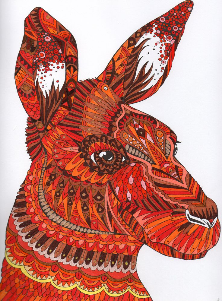 9 Best The Menagerie Coloring Book Images On Pinterest