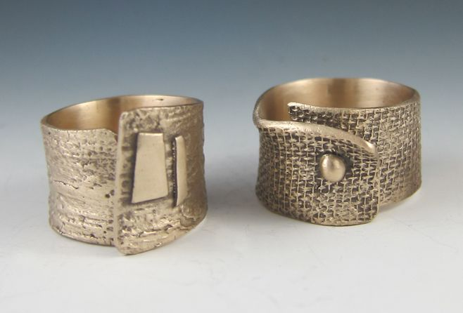 Adjustable rings from metal clay: yes or no? - Anelli regolabili in metal clay, sì o no?