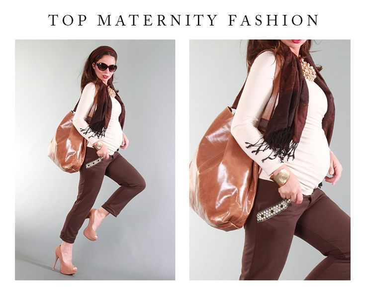 Maternity Stretch Top Image