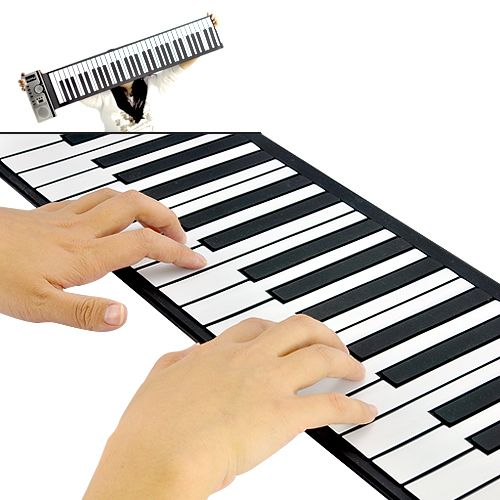 http://bit.ly/OgG5pL  Flexible Roll Up Synthesizer Keyboard Piano with Soft Keys: Soft Keys, Piano 61, Synth Keyboard, 61 Keys, Flexibility Rolls, Synthesizing Keyboard, Electronics Keyboard, Electronics Gadgets, Keyboard Piano
