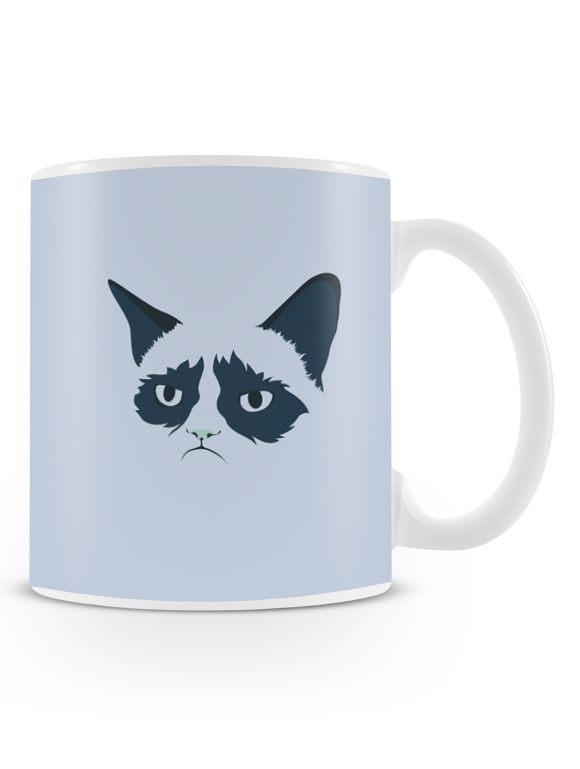 Caneca Grumpy Cat
