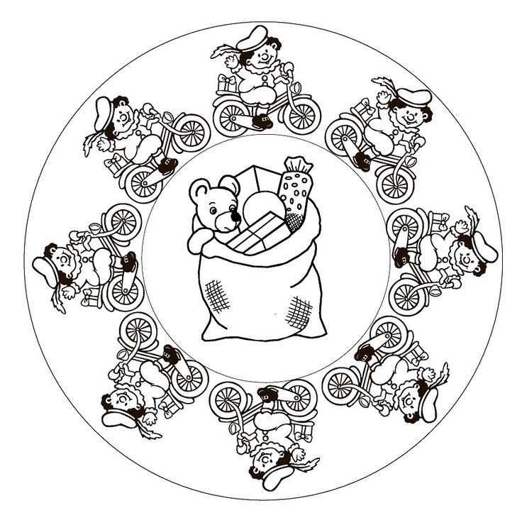 * Mandala: Pieten!