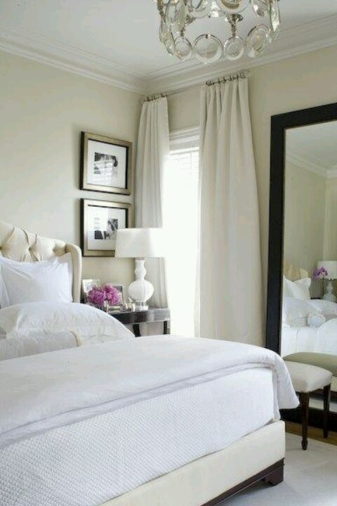 Large Mirror In Master Bedroom?Loads Of Tips For How To Organize, Decorate  And Add Style To A Small Bedroom. Besides The Obvious Utilitarian Use Of A  Mirror ... Part 55