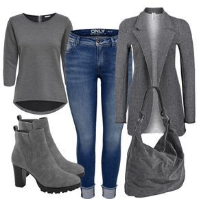 RealAutumn Outfit – Autumn Outfits at FrauenOutfits.de