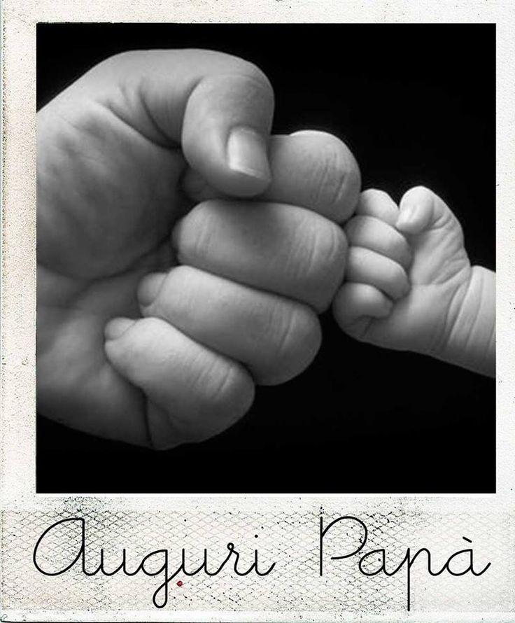 Auguri a tutti i papà... siete la nostra FORZA!  Father's Day