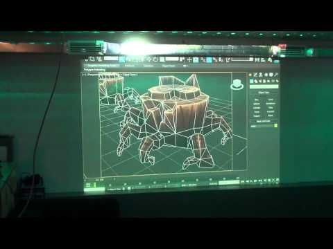 3D моделирование в GameDev | Александр Ромашов | Лекториум - YouTube