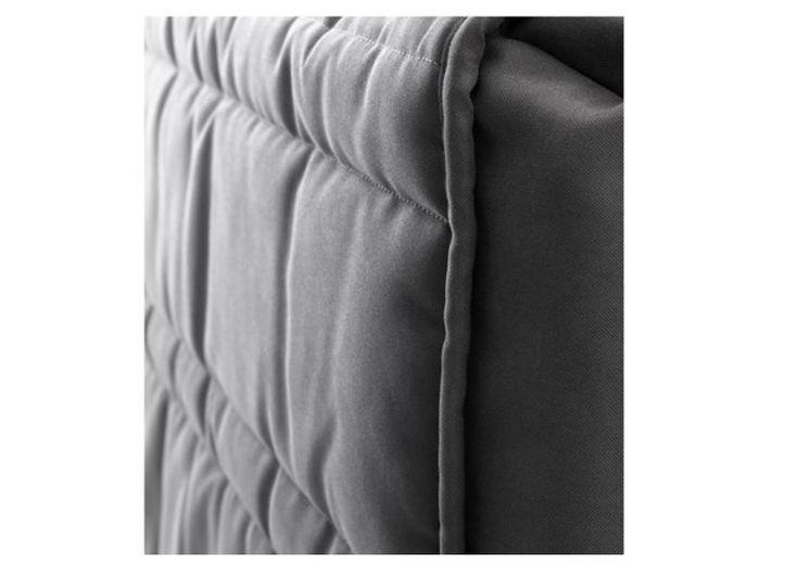 İkea OPPLAND Koyu Gri Yatak Başı Fiyat : 800 TL  Özellikler • Kitap okumayı seven birisi için güzel modellerdir.  Rahatça yaslanıp saatlerce kitap okuyabileceğiniz şekilde dizayn edilm