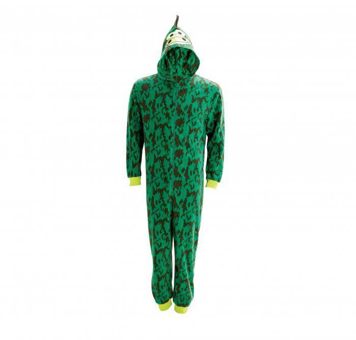 When Elton wrote Crocodile Rock, was he predicting this cool croc onesie? Sizes S-XXL