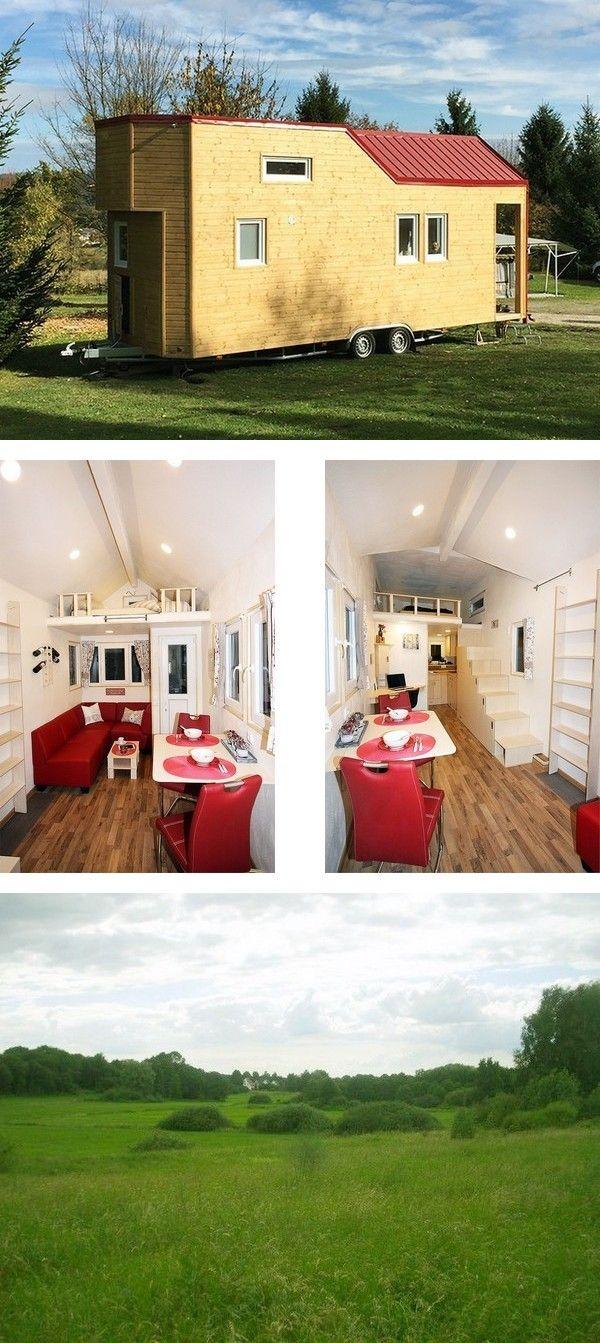 Tiny House U2013 Minihaus Inklusive Möblierung Und Grundstück In Der  Mecklenburgischen Seenplatte Zu Verkaufen U003eu003e
