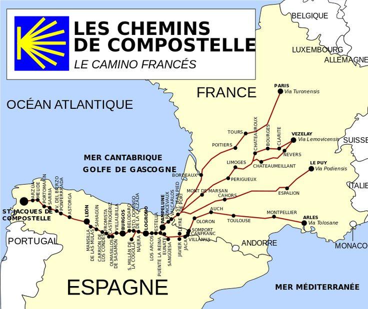 """The """"Camino frances"""" go through Rioja"""