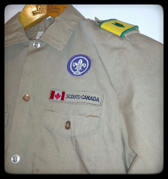 VTG Scouts-Wolf Cubs Shirt.