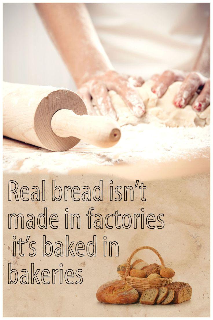Bread Baker Bakery Bakeries Food Poster Art Print