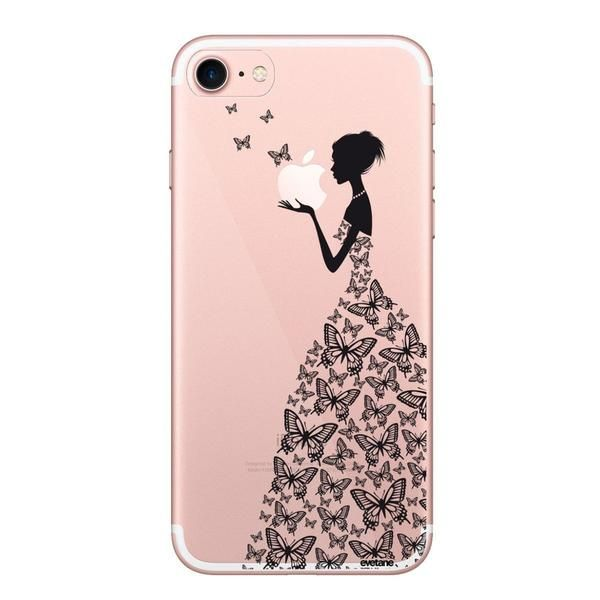 coque iphone 7 papillon | Phone cases, Case, Electronic products