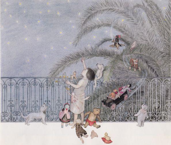 Nora's Stars, written and illustrated by Satomi Ichikawa