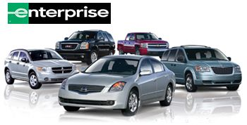 Enterprise Rent-a-Car in Kirkland, Missouri - Where Daniel rents his Infinity G37.
