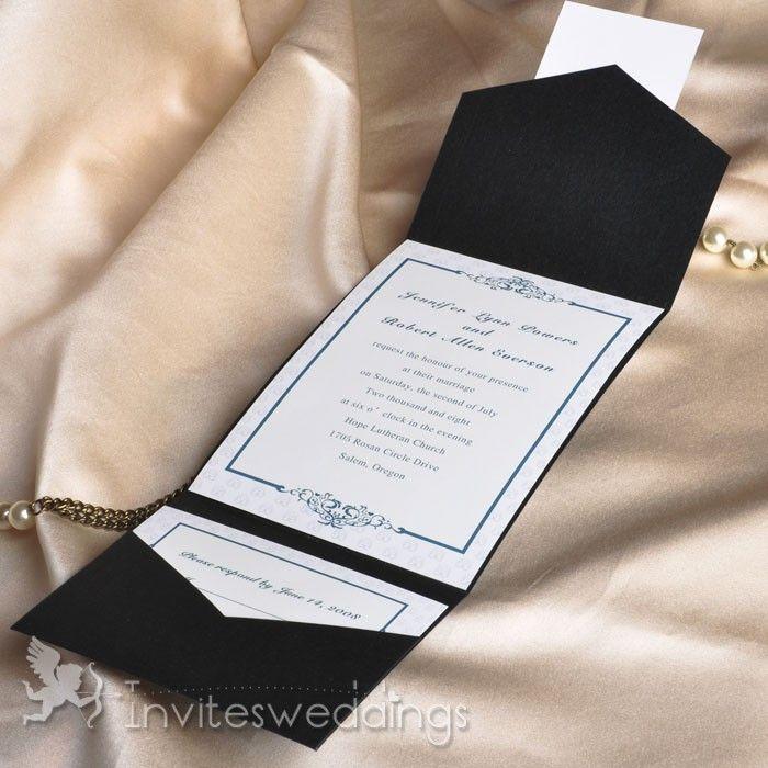 Pocket Wedding Invitations 11 best Wedding Invitation